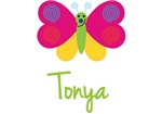 Tonya The Butterfly