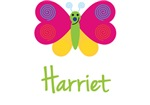 Harriet The Butterfly
