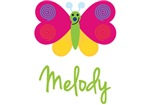 Melody The Butterfly