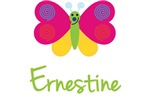 Ernestine The Butterfly