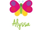 Alyssa The Butterfly