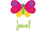 Jewel The Butterfly
