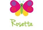 Rosetta The Butterfly