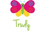 Trudy The Butterfly