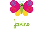 Janine The Butterfly