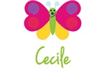 Cecile The Butterfly
