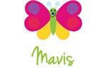Mavis The Butterfly