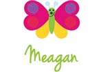 Meagan The Butterfly
