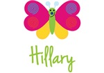 Hillary The Butterfly