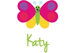 Katy The Butterfly