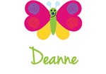Deanne The Butterfly