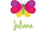 Juliana The Butterfly