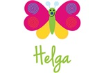 Helga The Butterfly