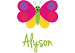 Alyson The Butterfly