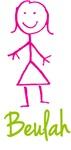 Beulah The Stick Girl