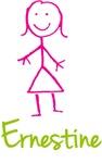 Ernestine The Stick Girl
