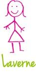 Laverne The Stick Girl
