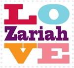 I Love Zariah