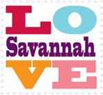 I Love Savannah