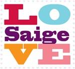 I Love Saige