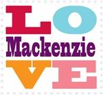I Love Mackenzie