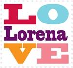 I Love Lorena