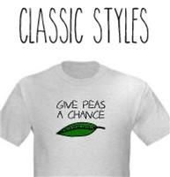 Give Peas a Chance - I