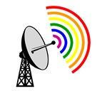 Gaydar Gay Rainbow LGBT Radar