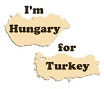 I'm Hungary For Turkey (Hungry for Thanksgiving!)