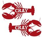 That Cray Cray Crayfish Crustacean