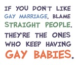 Straight People Are Having Gay Babies