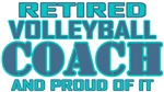 Retired Volleyball