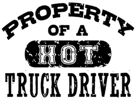 Property of a Hot Truck Driver
