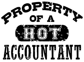 Property of a Hot Accountant