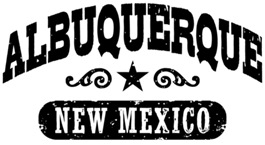 Albuquerque New Mexico t-shirts
