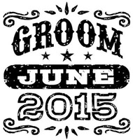 Groom June 2015  t-shirt