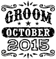 Groom October 2015 t-shirt