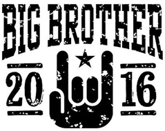 Big Brother 2016 t-shirt