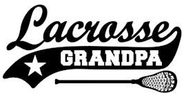 Lacrosse Grandpa t-shirts