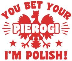 Funny Polish Pierogi t-shirt