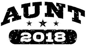 Aunt 2018 t-shirts