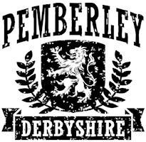 Pemberley Derbyshire t-shirt