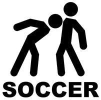 Soccer t-shirt