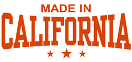 Made in California t-shirts