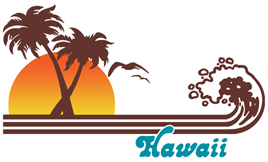 Hawaii t-shirts