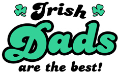 Irish Dad t-shirts
