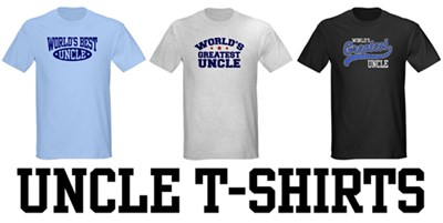 Uncle t-shirts