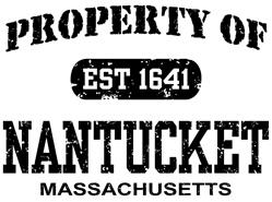 Property of Nantucket t-shirt