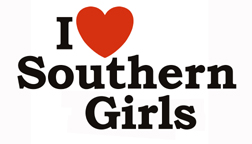 I Love Southern Girls t-shirt