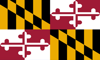 Maryland t-shirts and gifts